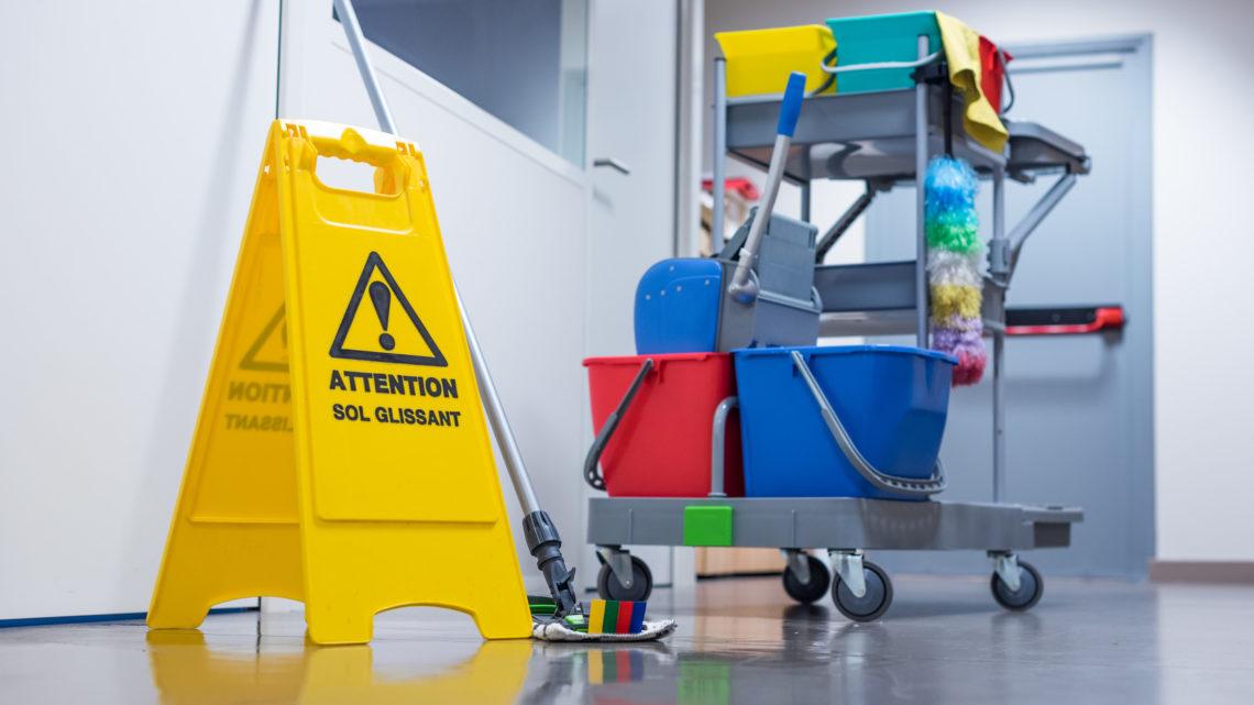 Recruter une entreprise de nettoyage pour son magasin, pour quelles raisons ?